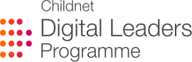 Childnet Digital Leaders Programme - online safety peer education logo