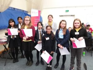Cardiff Regional Event Piranha Pitch winners