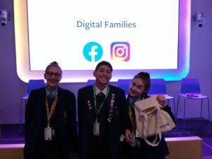 JFS Digital Leaders at Facebook