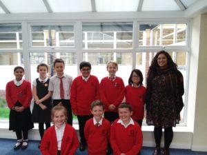 Moss Park Junior School Digital Leaders