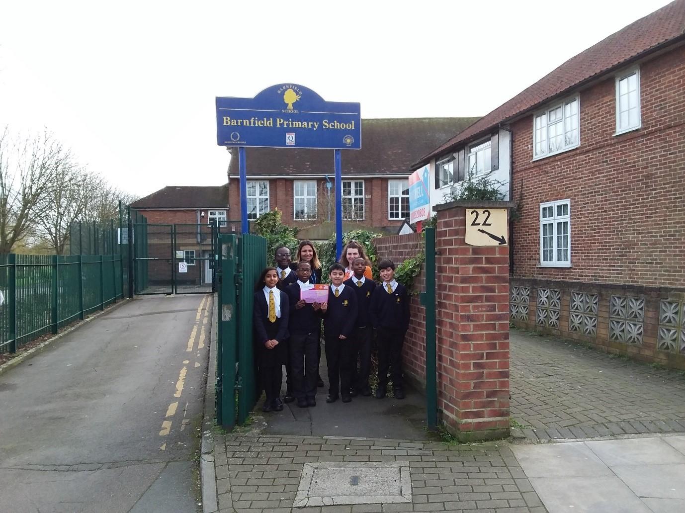 Barnfield Primary School Digital Leaders have big plans to ...